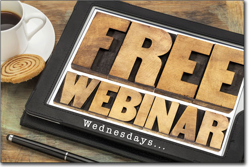 Free-webinar-wednesdays
