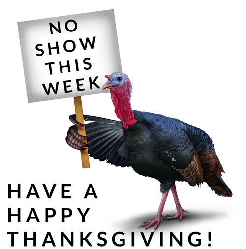 No-show-thanksgiving
