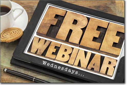 Free-webinar-wednesdays