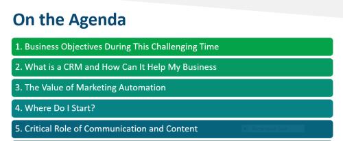 Agenda-items